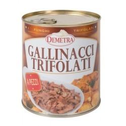 GALLINACCI pezzi TRIFOLATI 4/4 GR 780 DEMETRA