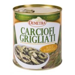 CARCIOFI GRIGLIATI O.GIRAS. 4/4 GR 780 DEMETRA