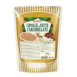 CIPOLLE A FETTE caramellate BUSTA GR 700 DEMETRA