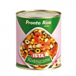 PRONTO RISO ALL'OLIO GR 750 ISTÀ