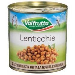 LENTICCHIE VALFRUTTA PRONTE GR400