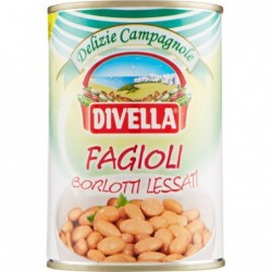 FAGIOLI BORLOTTI DIVELLA GR 400