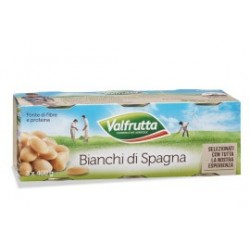 FAGIOLI BIANCHI SPAGNA VALFRUTTA GR.400x3
