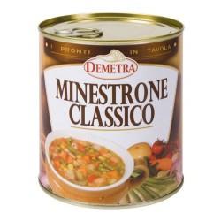 MINESTRONE CLASSICO 4/4 GR 840 DEMETRA