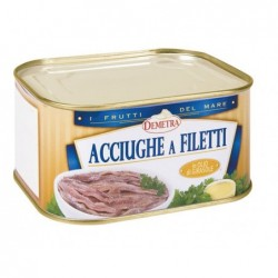 ACCIUGHE FILETTI O.G BAULETTO GR 620 DEMETRA