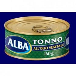 TONNO olio oliva ALBA GR 160