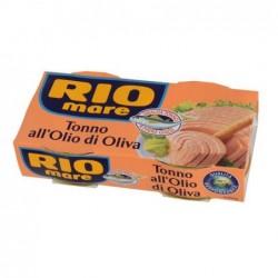 TONNO NATURALE RIO MARE STRAPPO gr.160X2