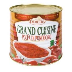 POLPA cubettata POMODORO Grand Cuisine 3/1 kg.2