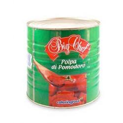 "POLPA FINE latta KG.5 Top Quality BIG CHEF ""P"""