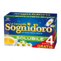 CAMOMILLA SOGNI D'ORO SOLUBILE (16+4 bustine)