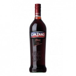 VERMOUTH ROSSO LT.1x6 CINZANo
