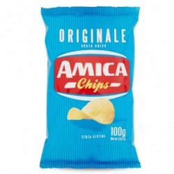 PATATINE AMICA CHIPS GR.100 CLASSICHE