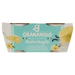 BUDINO VANIGLIA (4 pz da 80 gr )x6 cf GRANAROLO