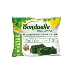 BIETA FOGLIA intera PORZIONATA KG 1 BONDUELLE