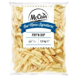 PATATE FRY'N DIP McCAIN