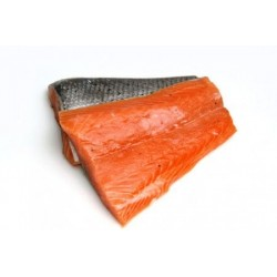 FILETTO TROTA SALMONATA RIFILATO C/P 170-210g