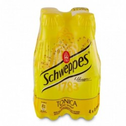 BIBITA TONICA SCHWEPPES TONICA PET CL.25X4