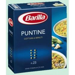 PUNTINE BARILLA GR 500