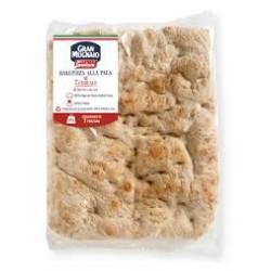 BASE PIZZA/FOCACCIA IN PALA 7 cereali GELO 30x40 (5 pz da 500 gr) SPADONI