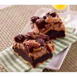 CHUNKY BROWNIES (3 placche per 2