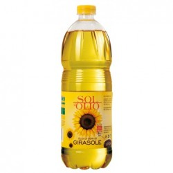 OLIO SEMI GIRASOLE LT 1 PET BIG CHEF