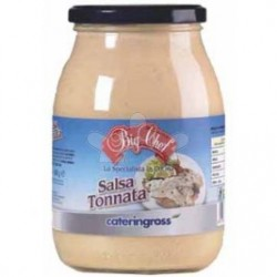 SALSA TONNATA VASO GR 960 BIG CHEF