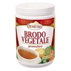 PREPARATO BRODO VEGETALE BARATTOLO s/glutine s/glutammato GR 700
