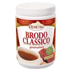 BRODO CLASSICO BARATTOLO s/glutammato GR 700 s/glutine DEMETRA