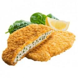 COTOLETTE POLLO c/spinaci (30 pz da 100 gr) KG 3 c.a.